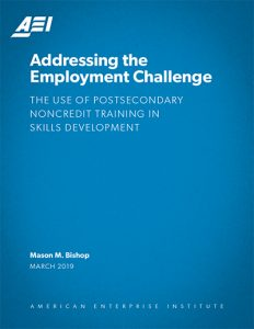 Addressing the Employment Challenge